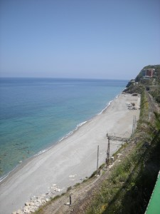 litorale di Gioiosa Marea